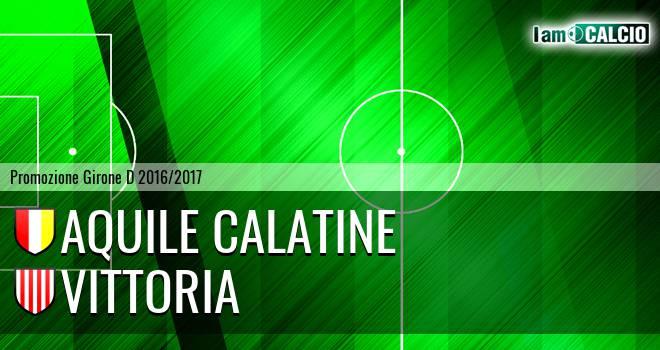 Aquile Calatine - Vittoria