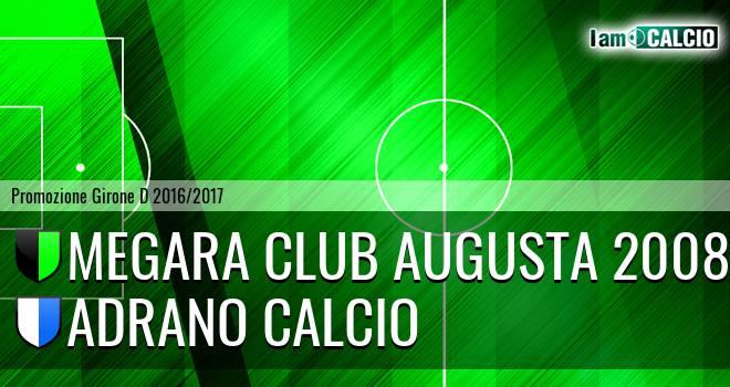 Megara Club Augusta 2008 - Adrano Calcio