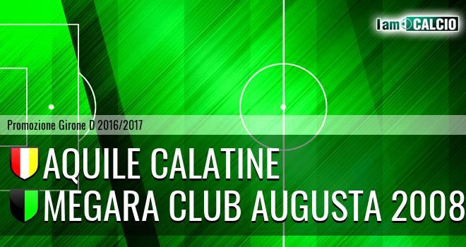 Aquile Calatine - Megara Club Augusta 2008