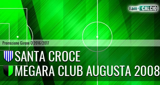 Santa Croce - Megara Club Augusta 2008