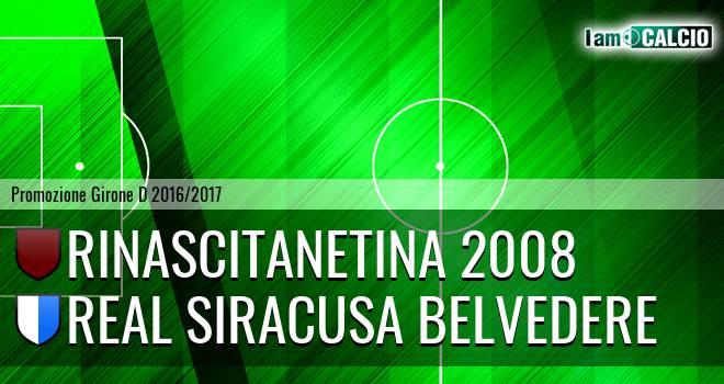 Rinascitanetina 2008 - Real Siracusa Belvedere