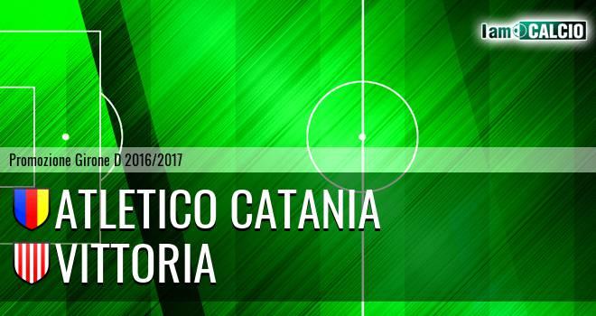 Atletico Catania - Vittoria