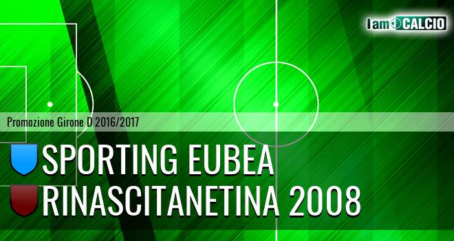 Sporting Eubea - Rinascitanetina 2008