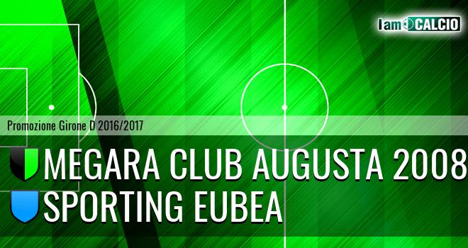 Megara Club Augusta 2008 - Sporting Eubea