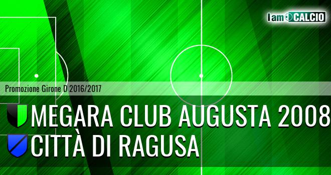 Megara Club Augusta 2008 - Città di Ragusa