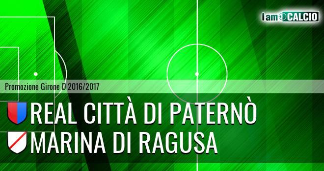 Real Città di Paternò - Marina di Ragusa