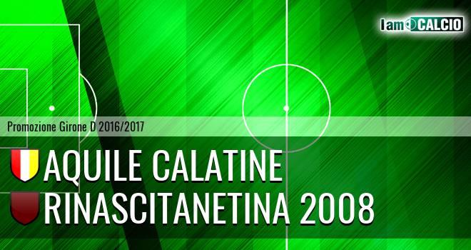 Aquile Calatine - Rinascitanetina 2008