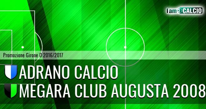 Adrano Calcio - Megara Club Augusta 2008