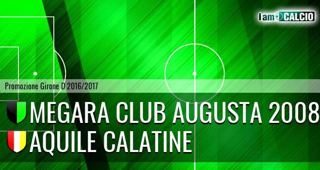 Megara Club Augusta 2008 - Aquile Calatine