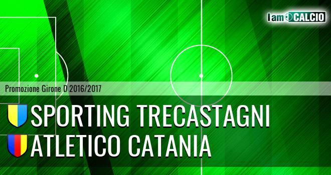 Sporting Trecastagni - Atletico Catania