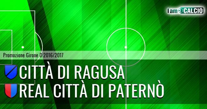 Città di Ragusa - Real Città di Paternò