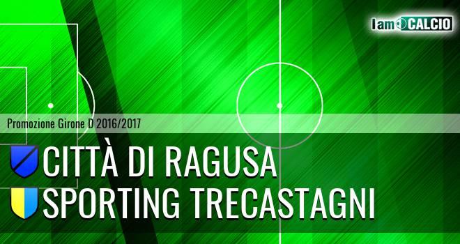 Città di Ragusa - Sporting Trecastagni