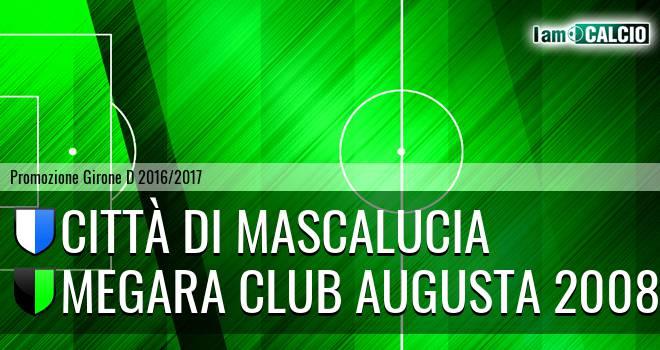 Città di Mascalucia - Megara Club Augusta 2008