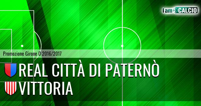 Real Città di Paternò - Vittoria