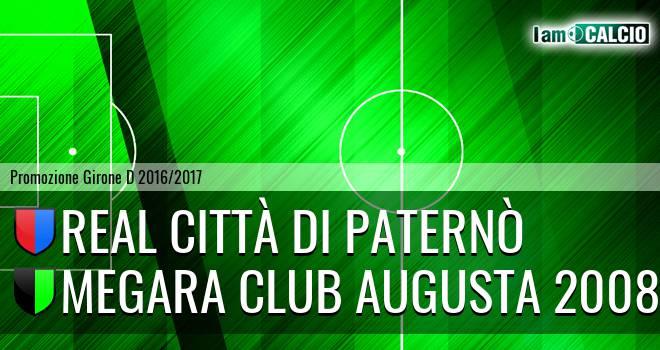 Real Città di Paternò - Megara Club Augusta 2008