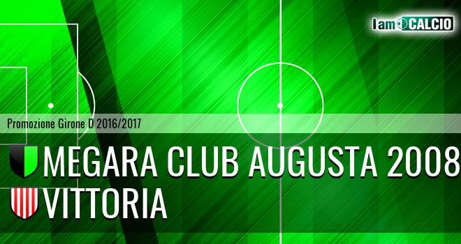 Megara Club Augusta 2008 - Vittoria
