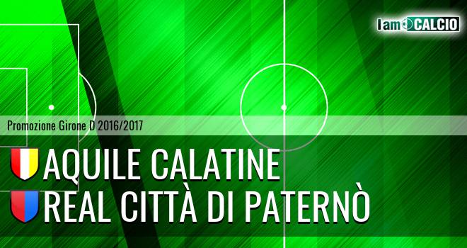 Aquile Calatine - Real Città di Paternò