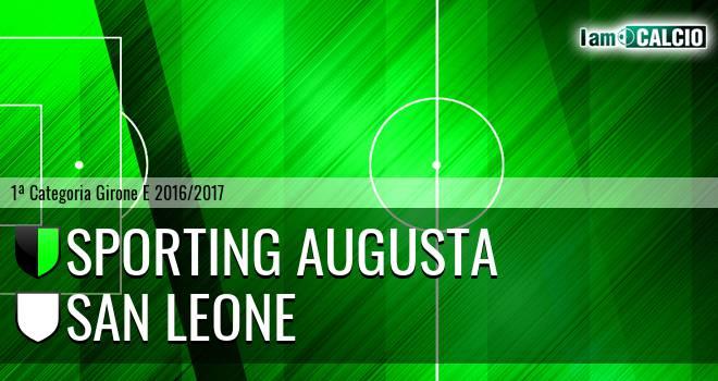 Sporting Augusta - San Leone