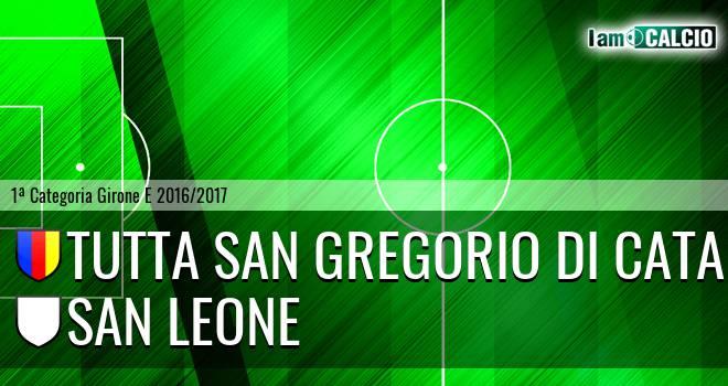 Tutta San Gregorio di Catania - San Leone