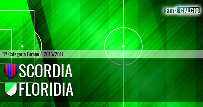 Scordia - Floridia Calcio
