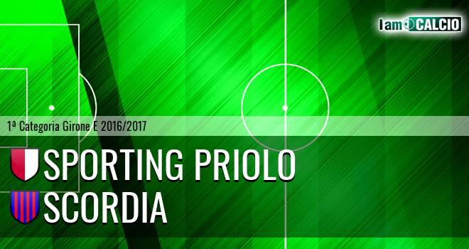 Climiti FC San Paolo Priolo - Scordia
