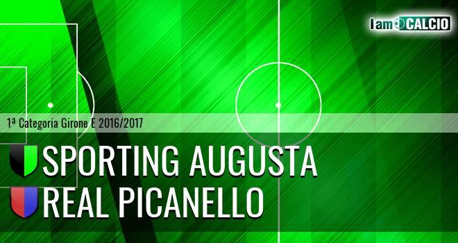Sporting Augusta - Real Picanello