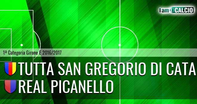 Tutta San Gregorio di Catania - Real Picanello