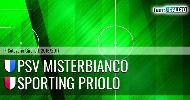 Città di Misterbianco - Climiti FC San Paolo Priolo