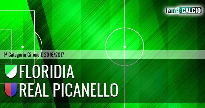 Floridia Calcio - Real Picanello