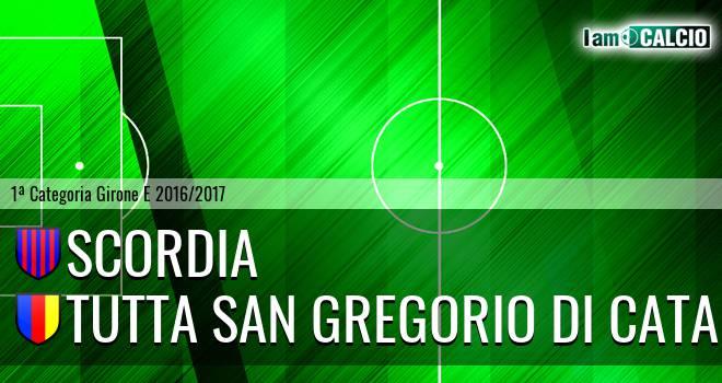 Scordia - Tutta San Gregorio di Catania