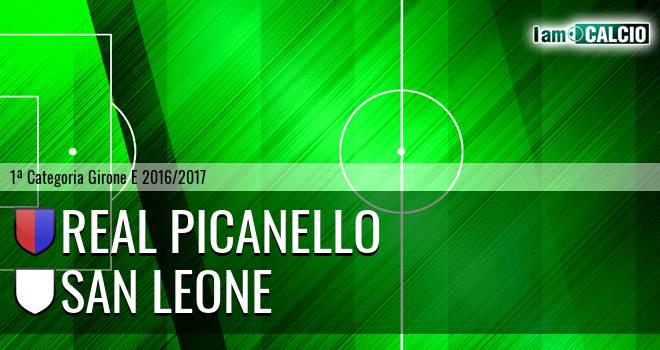 Real Picanello - San Leone