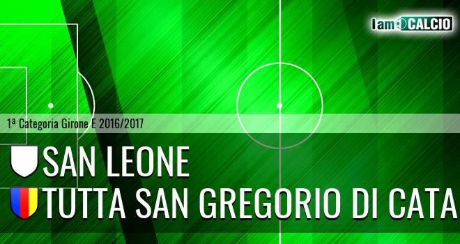 San Leone - Tutta San Gregorio di Catania