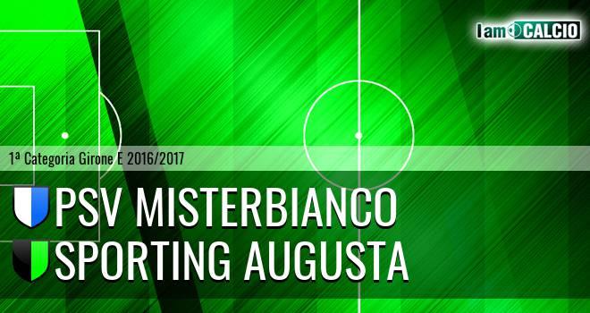 Città di Misterbianco - Sporting Augusta