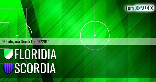 Floridia Calcio - Scordia
