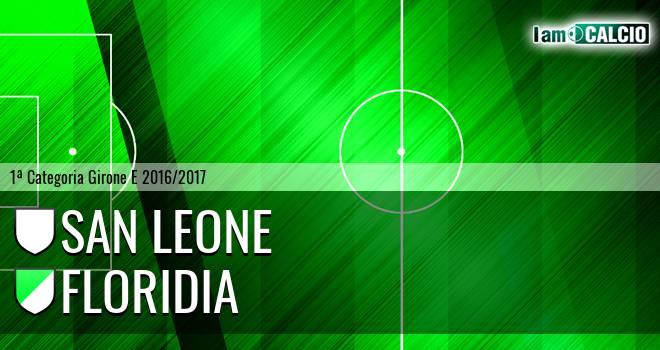 San Leone - Floridia Calcio