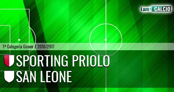 Climiti FC San Paolo Priolo - San Leone