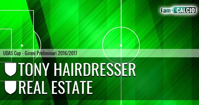 Tony Hairdresser - Real Estate