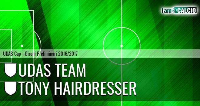 Udas Team - Tony Hairdresser