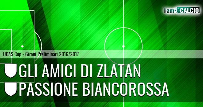 Gli Amici di Zlatan - Passione Biancorossa