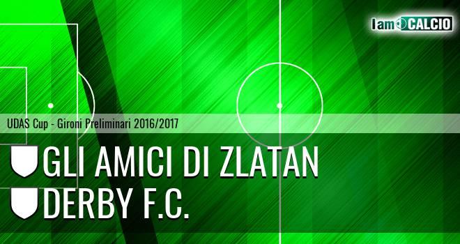 Gli Amici di Zlatan - Derby F.C.
