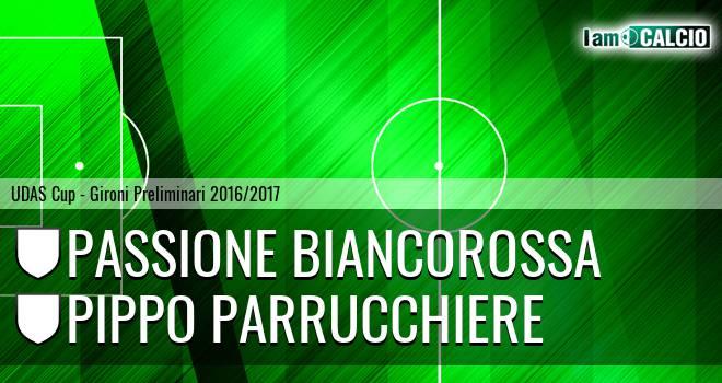 Passione Biancorossa - Pippo Parrucchiere