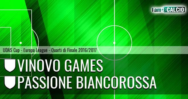 Vinovo Games - Passione Biancorossa