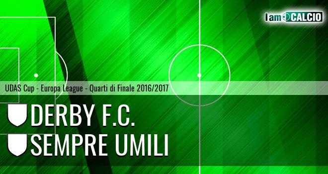Derby F.C. - Sempre Umili