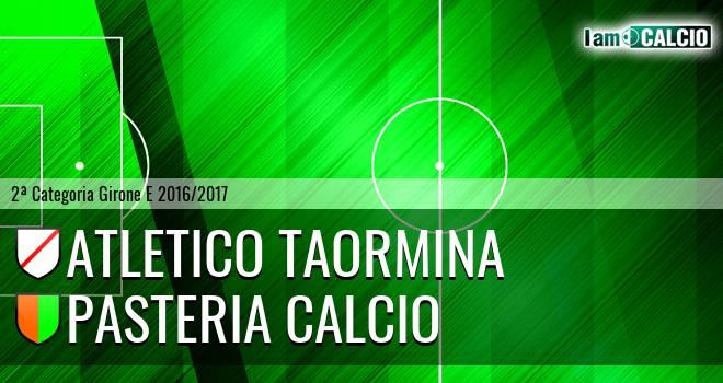 Atletico Taormina - Pasteria Calcio