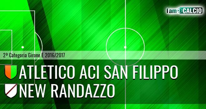 Academy San Filippo - New Randazzo
