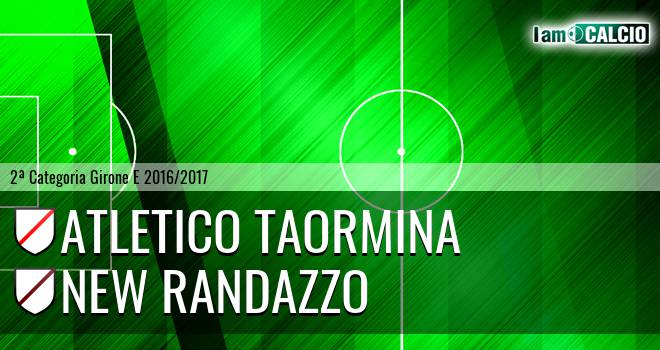 Atletico Taormina - New Randazzo