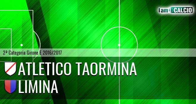 Atletico Taormina - Limina