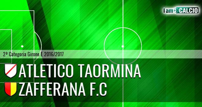 Atletico Taormina - Zafferana