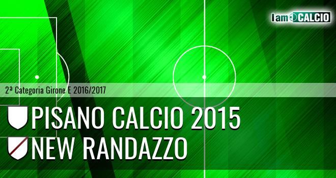 Pisano Calcio 2015 - New Randazzo