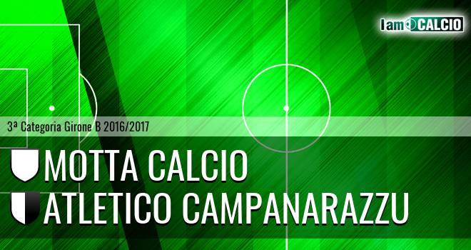 Motta Calcio - Campanarazzu
